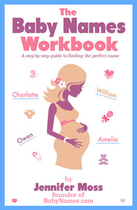 The Baby Names Workbook