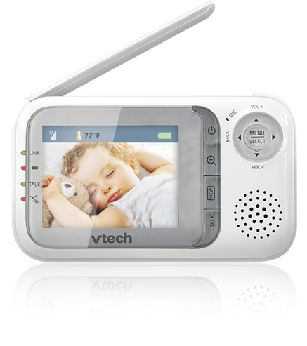 vtech baby monitor. Black Bedroom Furniture Sets. Home Design Ideas