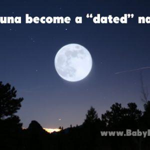 The Name Luna