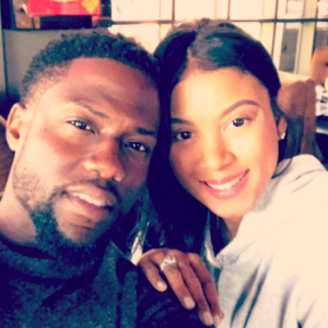 Actor and comedian Kevin Hart and his wife are expecting their first child together. Find out the baby's gender!