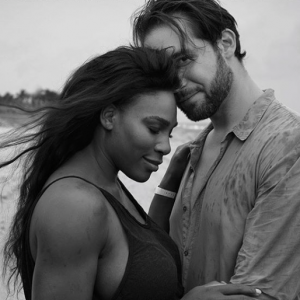 Serena Williams and her fiance, Alexis Ohanian, welcomed their first child. Get all the details about their baby girl! - BabyNames.com Celebrity Baby Blog