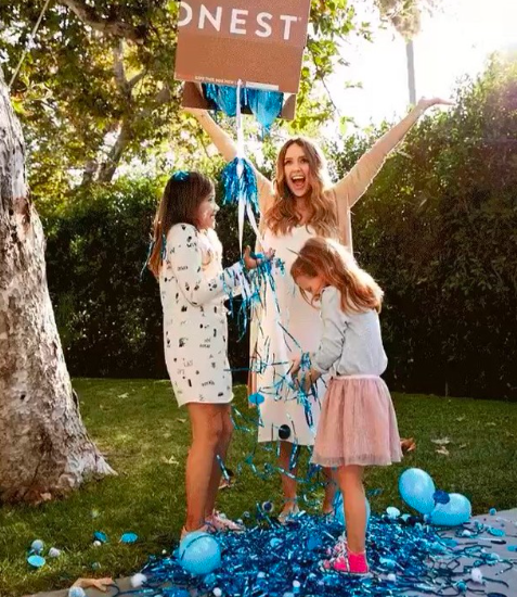Jessica Alba reveals she and Cash Warren are expecting a baby boy. Find out some of the names they're considering. - BabyNames.com Celebrity Baby Blog