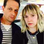 Josh Charles and Sophie Flack are expecting their second child. See her Instagram announcement. - BabyNames.com Celebrity Baby Blog
