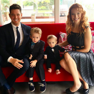 Michael Buble revealed that he and wife Luisana Lopilato are having a baby girl! Get the details. - BabyNames.com Celebrity Baby Blog