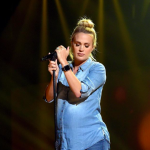 Carrie Underwood gives a pregnancy update. Find out what she said about a baby name! - BabyNames.com Celebrity Baby Blog
