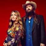 Chris Stapleton and his wife, Morgane, are expecting their fifth child together. Morgane's pregnancy announcement comes 7 months after the birth of their twins. - BabyNames.com Celebrity Baby Blog