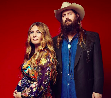 Chris Stapleton and his wife Morgane are expecting their fifth child together Morganes pregnancy announcement comes 7 months after the birth of their twins BabyNamescom Celebrity Baby Blog