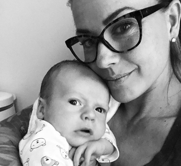Christmas Abbott welcomed a baby boy in October. Find out the meaning behind his unique name. - BabyNames.com Celebrity Baby Blog