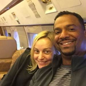Alfonso Ribeiro and his wife, Angela, are expecting their third child together. Check out their cute pregnancy announcement! - BabyNames.com Celebrity Baby Blog