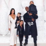 Kim Kardashian and Kanye West are reportedly expecting their fourth child. Get all the details. - BabyNames.com Celebrity Baby Blog