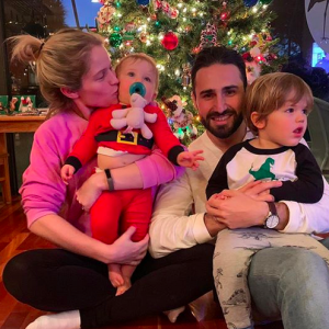 Sara Haines and husband Max Shifrin are expecting! Get the latest details. - BabyNames.com Celebrity Baby Blog