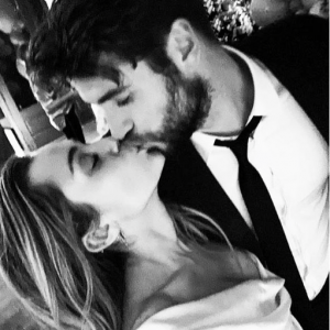 Is Miley Cyrus pregnant? Miley and Liam Hemsworth baby buzz spread quickly, but the singer set everyone straight. - BabyNames.com Celebrity Baby Blog