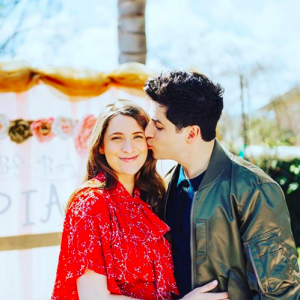 David Henrie and Maria Cahill recently revealed their baby girl's name. Find out what it means. - BabyNames.com Celebrity Baby Names