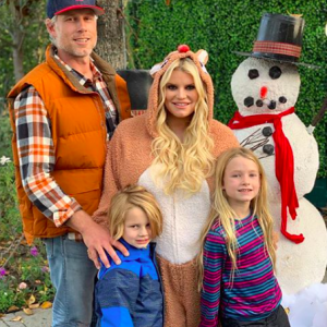 Jessica Simpson and Eric Johnson welcomed their third child. Find out the unique name they chose. - BabyNames.com Celebrity Baby Bog