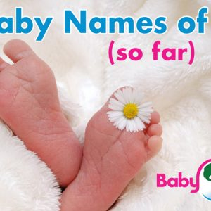 Top Baby Names of 2019