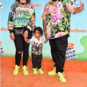 dj khaled family