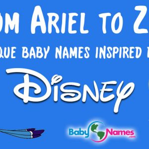 Unique Baby Names Inspired by Disney