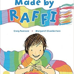 Book Cover: Made by Raffi