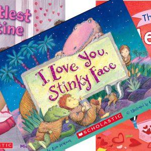 3 Kids' Books for Valentine's Day