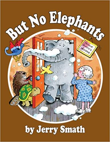 But No Elephants Book Cover