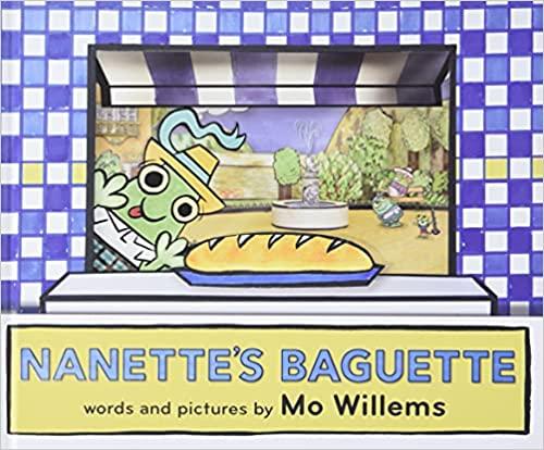 Nanettes Baguette Book Cover