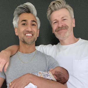 Tan France, Partner, and Baby