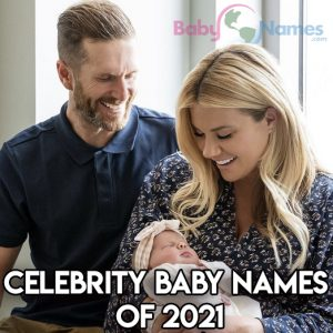Celebrity Baby Names of 2021