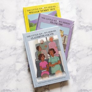 Little Known Heroes Books