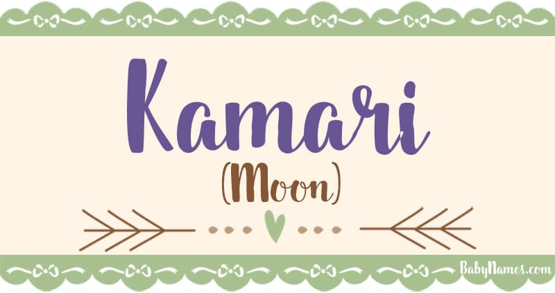 Kamari Name Meaning Popularity And Other Info About Kamari