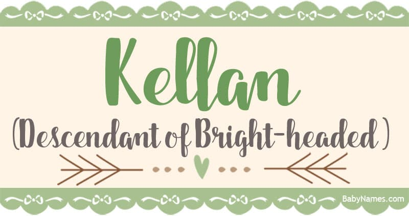 The Name Kellan Meaning Origin And Popularity Baby Names