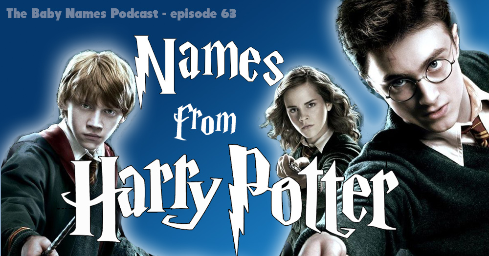 Names from Harry Potter