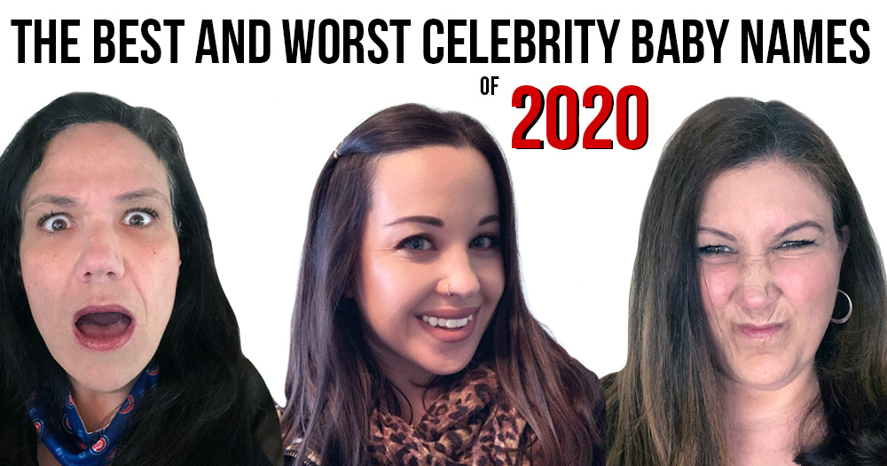 Best and Worst Celebrity Baby Names of 2020